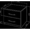 Тумба прикроватная Промтекс-Ориент Tikki Renli 1