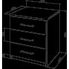 Тумба прикроватная Промтекс-Ориент Tikki Sonte 4