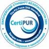 Сертификат CertiPUR у Орматек