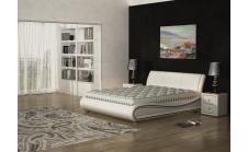 Кожаная кровать Орматек Clip