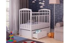 Кроватка Золушка 7 для младенцев