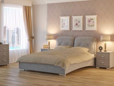 Кровать Райтон Nuvola 4 (Нувола 4) 2 подушки