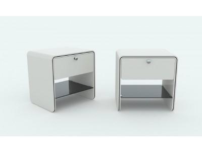 Тумба прикроватная Орматек Zara Classic 36
