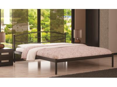 Кровать металлическая СтиллМет Аура