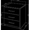 Тумба прикроватная Промтекс-Ориент Tikki Mase 4