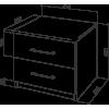 Тумба прикроватная Промтекс-Ориент Tikki Sonte 1