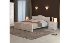 Кровать DreamLine Эдем ясень