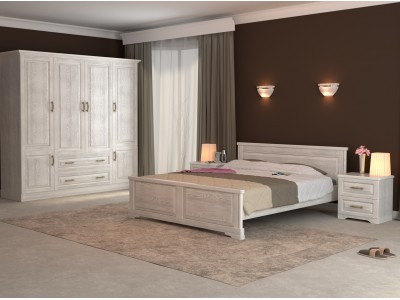 Кровать DreamLine Эдем лайт бук