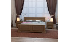 Кровать DreamLine Эдем лайт ясень