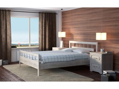 Кровать DreamLine Троя ясень