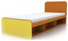 Кровать детская Гармония односпальная