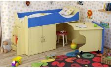 Кровать-чердак детская Карлсон Микро 202