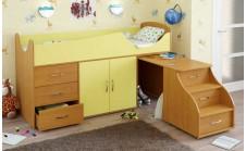 Кровать-чердак детская Карлсон Мини 10