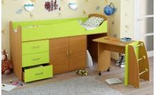 Кровать-чердак детская Карлсон Мини 5