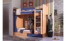Кровать двухъярусная Карлсон Дуэт 1