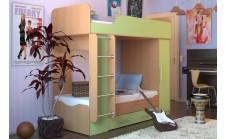 Кровать двухъярусная Карлсон Дуэт 2