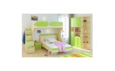 Кровать-чердак Teens home для детей и подростков 17.103