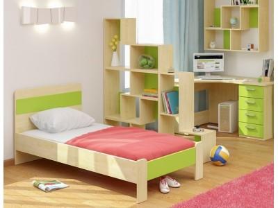 Кровать Teens home для детей и подростков 17.106