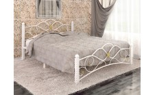 Кровать Орматек Garda 3 белая