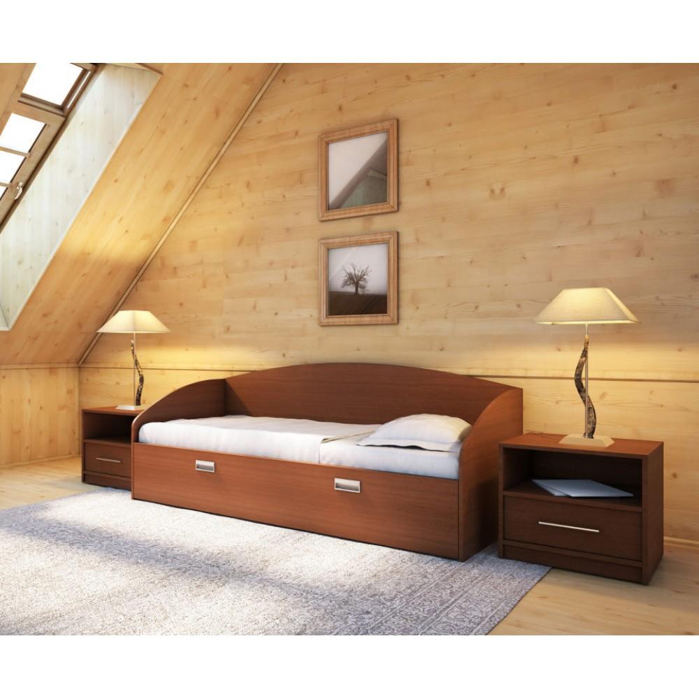 Кровать орматек этюд плюс