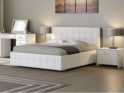 Кровать Райтон Life 3 box с боковым ПМ