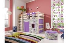 Кровать-чердак Райтон-Натура ОТТО 5 полувысокая