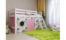 Кровать-чердак Райтон-Натура ОТТО NEW 12