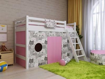 Кровать-чердак Райтон-Натура ОТТО NEW 6