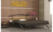 Кровать металлическая СтиллМет Сакура